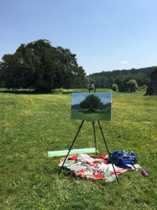 TinaCollins-PleinAir-Waverley-June-2018